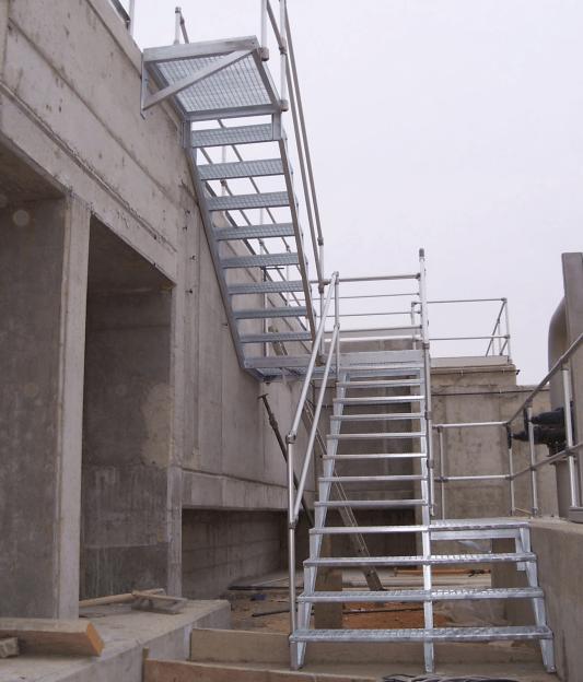 escaleras On escaleras metalicas portatiles