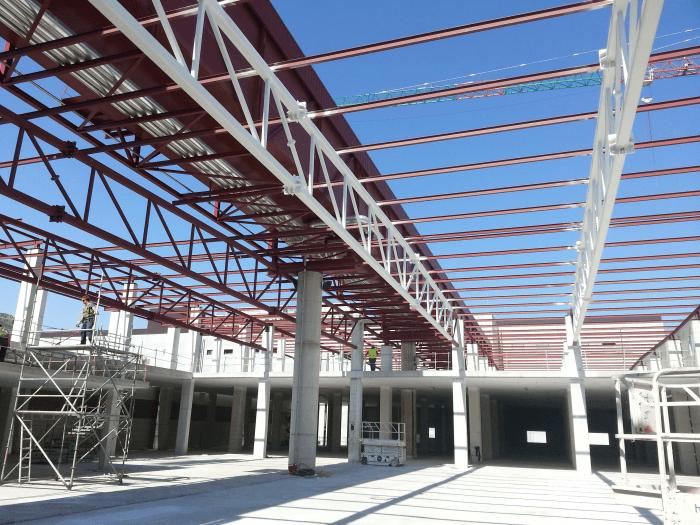 Metal ros construcci n de estructuras met licas - Estructuras de metal ...