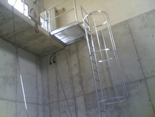 Escaleras for Escaleras verticales