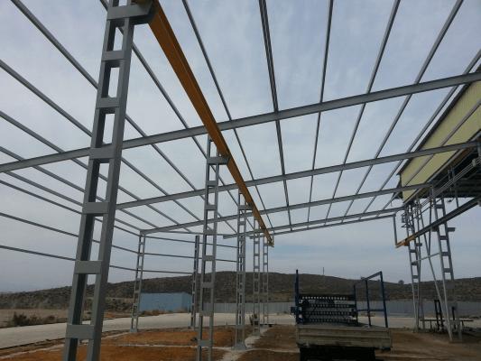 Estructuras - Estructuras metalicas murcia ...